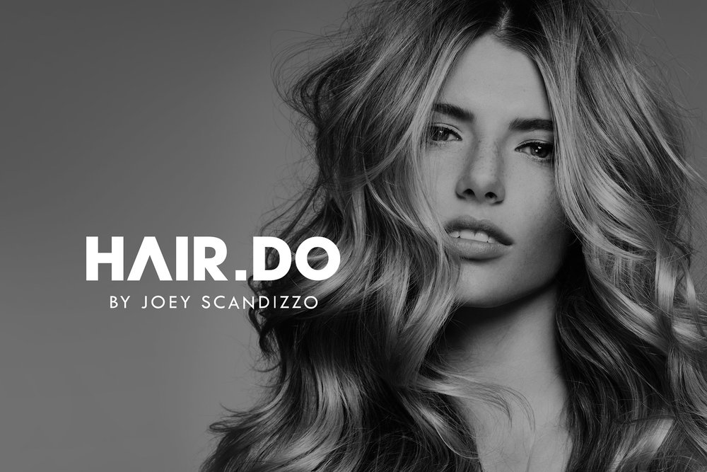 Joey Scandizzo Hair.Do store in store salon in partnership with Myer.