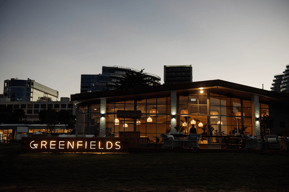 Greenfields is located in Albert Park, Melbourne