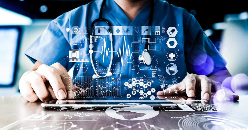 Digital is transforming the entire health industry.