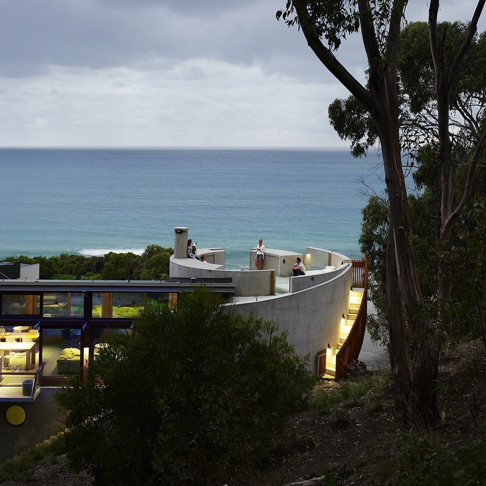 Great Ocean Road house, Victoria.