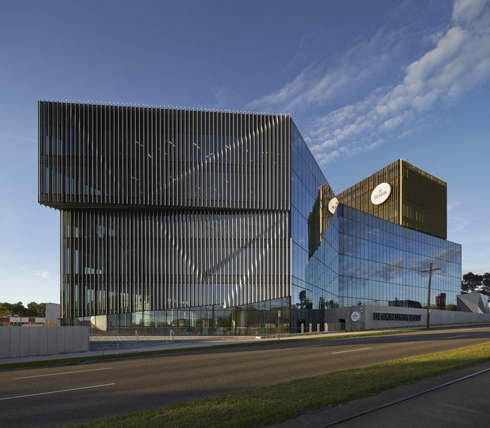 Deakin University, Melbourne.