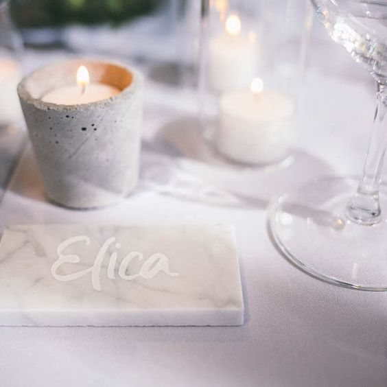 concrete marble wedding decor.jpg