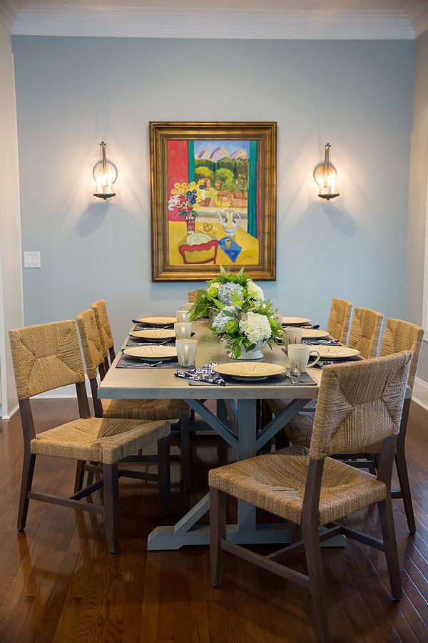 Interior Design Dining Room Charlotte Nc