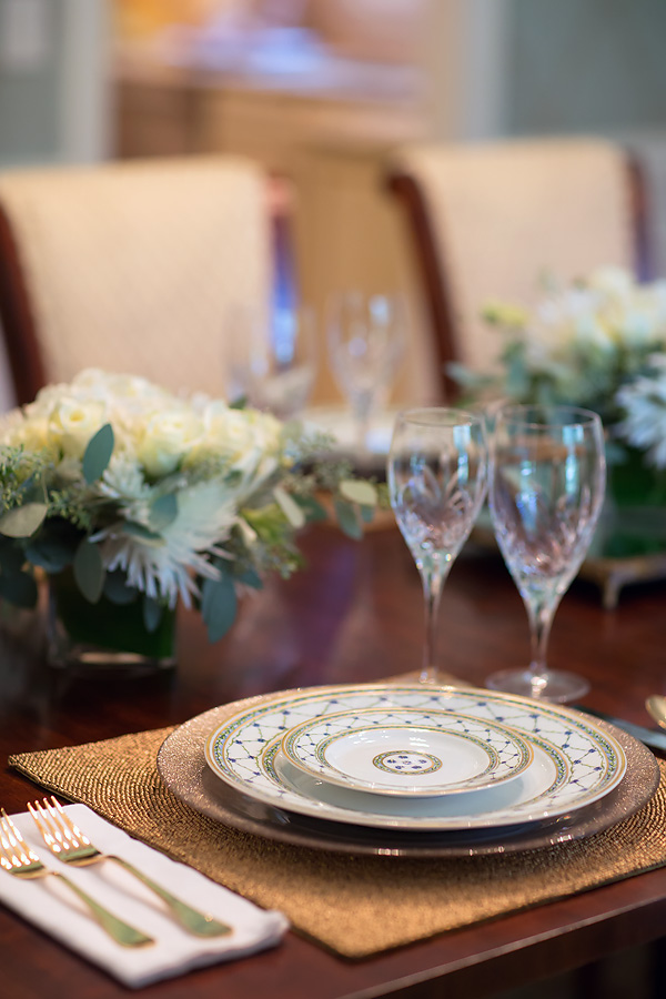 Ballantyne Dining Room - Wanda S. Horton - Photo:  Whitney Gray