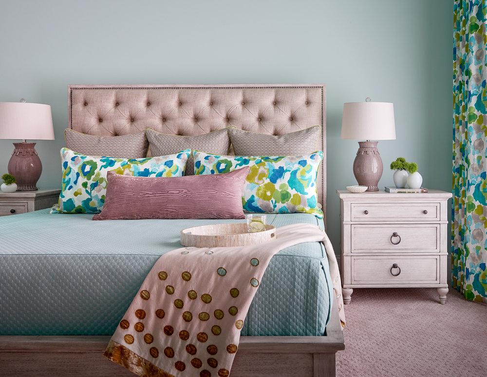 WSHID  - Guest Room Tufted Headboard Soft Colors Charlotte NC.jpg