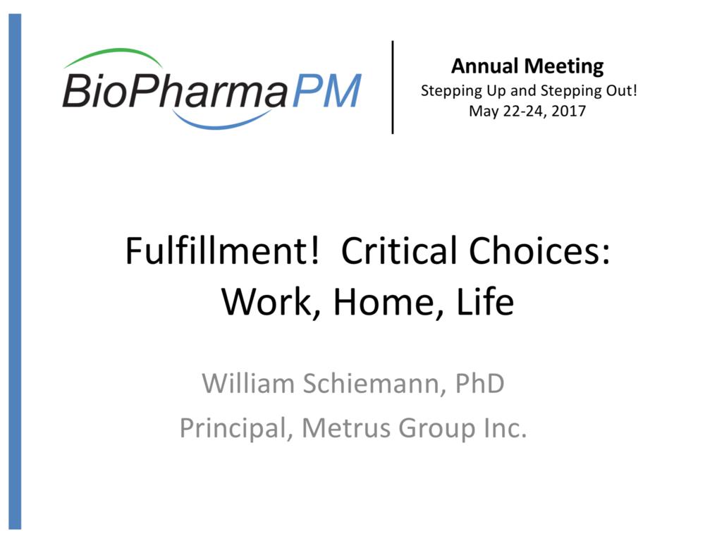William Schiemann    Metrus Group, Inc.
