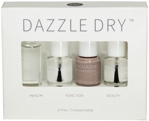 Mini Kits  These Dazzle Dry Mini Kits are perfect to take to your salon! $25.00