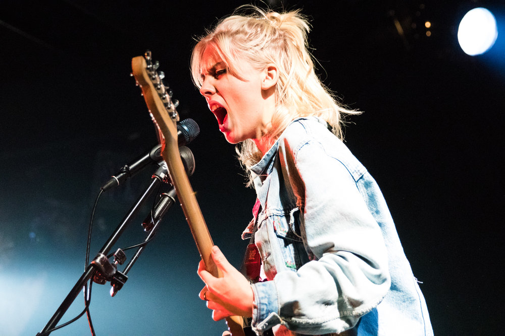 "Review - ""… Wolf Alice squash enough genres into their 80-minute set to last a musical lifetime."""