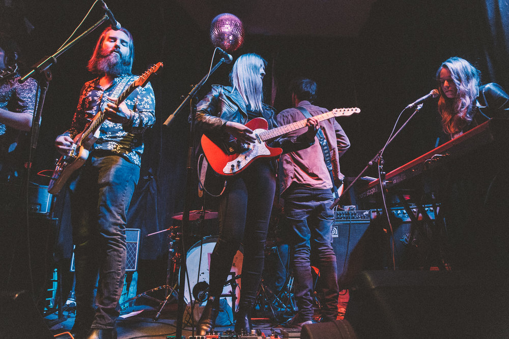 """Review - """"Heavy on the jams, the musicianship amongst the Brisbane six piece is tight yet experimental at its core."""""""