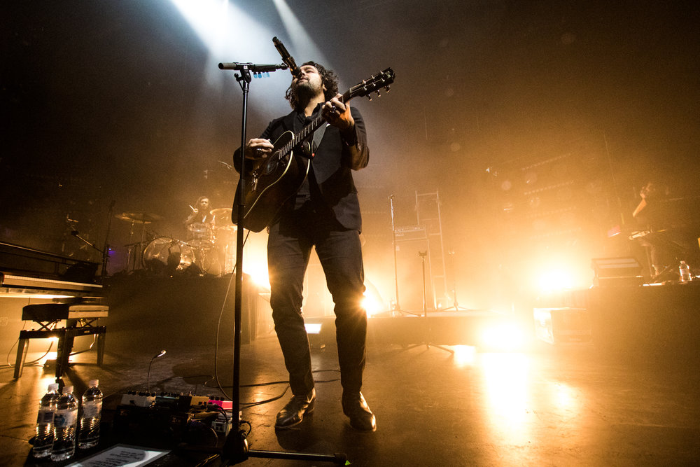 """Review - """"Any Gang of Youths show will leave you feeling invigorated, inspired, and quite possibly in love…"""""""