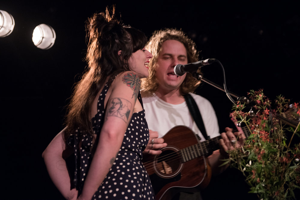 Waxahatchee & Kevin Morby