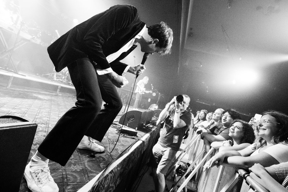 The Vaccines at The Croxton
