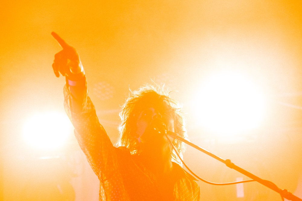 """Review - """"..the sound just exploded through the roof of the bandroom and transported me to some sort of psychedelic wonderland that I never wanted to return from."""""""