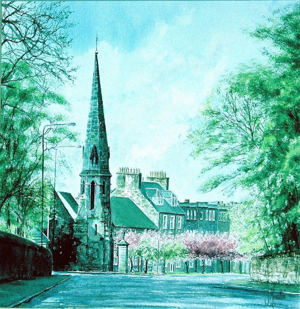 Spring Blossom, Musselburgh