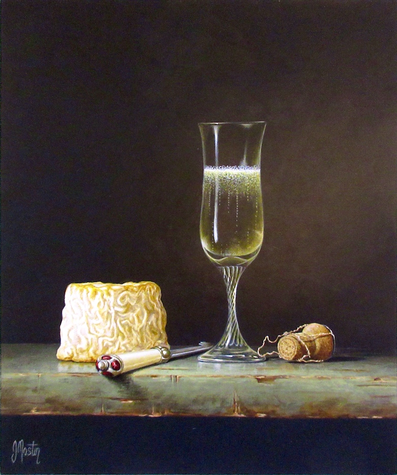Langres with Dom Perignon