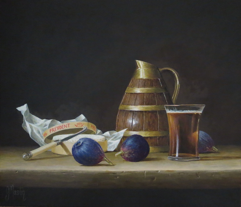 Ale with Figs and Brie