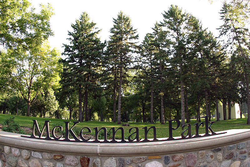 The Hiatt's have called the McKennan Park neighborhood home since October 1996.