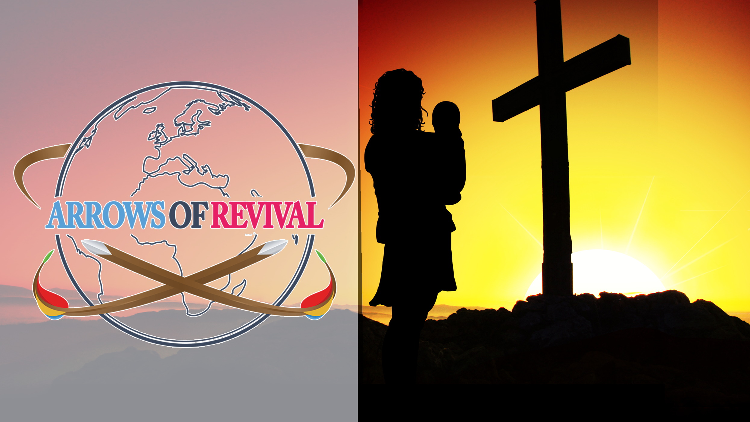 Mothers in Ministry — Arrows of Revival Podcast