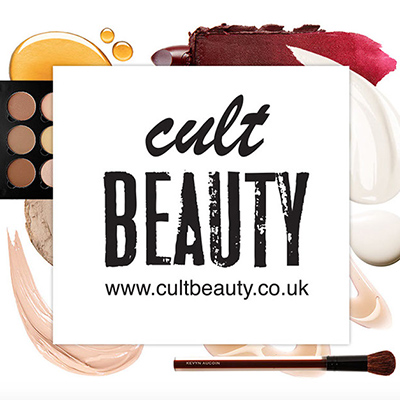 HEALTH & BEAUTY    CULT BEAUTY    VISIT