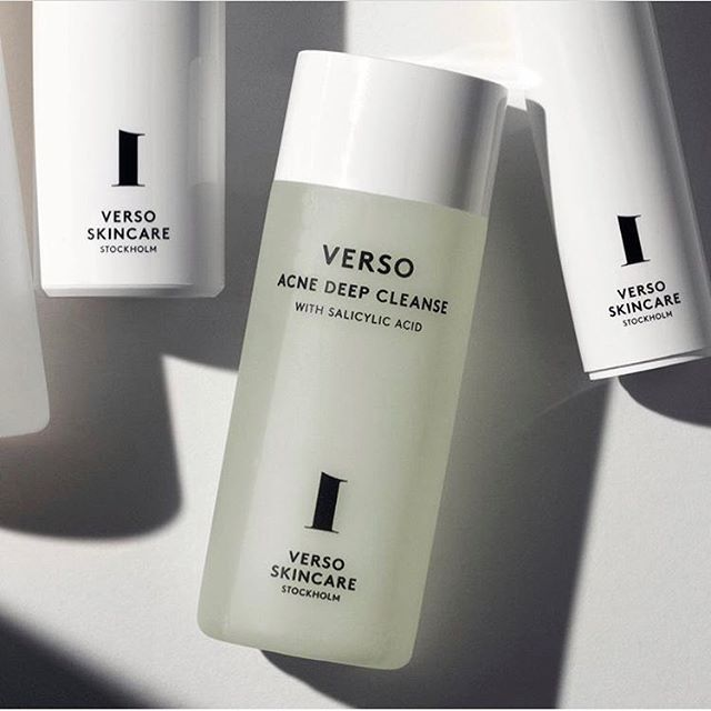 We are thrilled to be working with the amazing @versoskincare - a luxury, Scandinavian brand leading the way in Retinol technology with their Retinol 8 complex (and the chicest packaging imaginable) #beauty #skincare #retinol