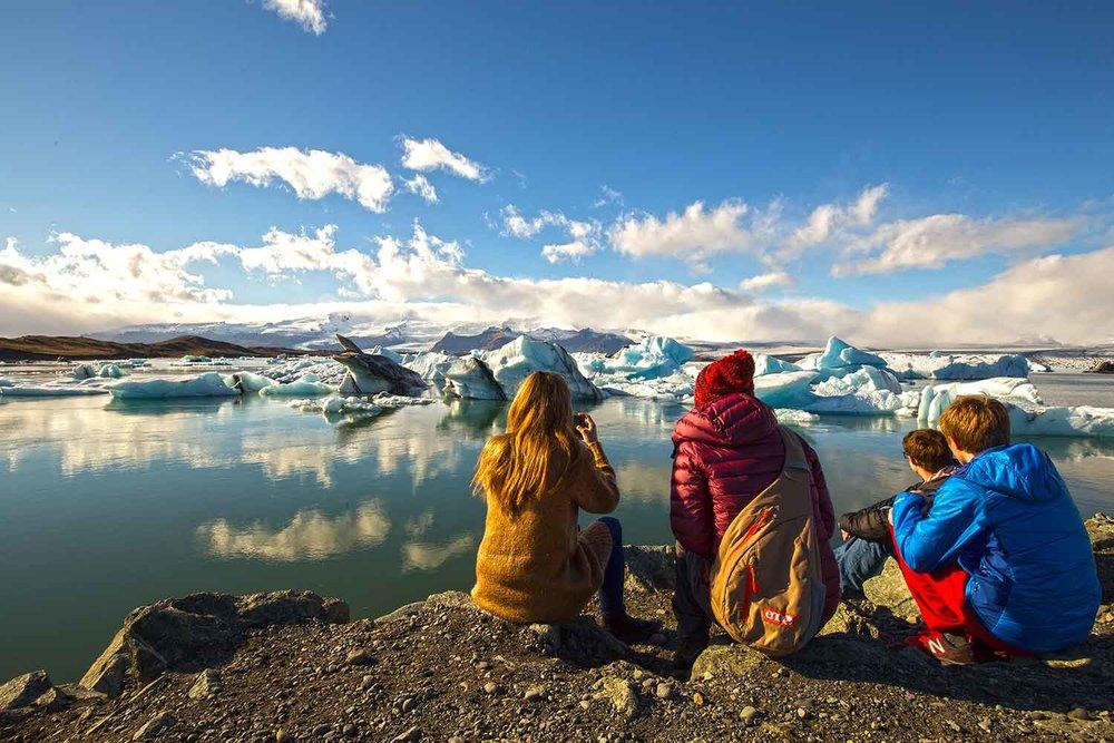 Jökulsarlon Glacier Lagoon - so cool!