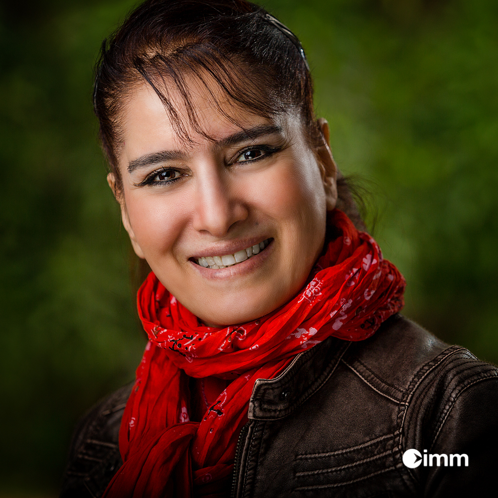 My Next Guest Needs No Introduction… Shahla