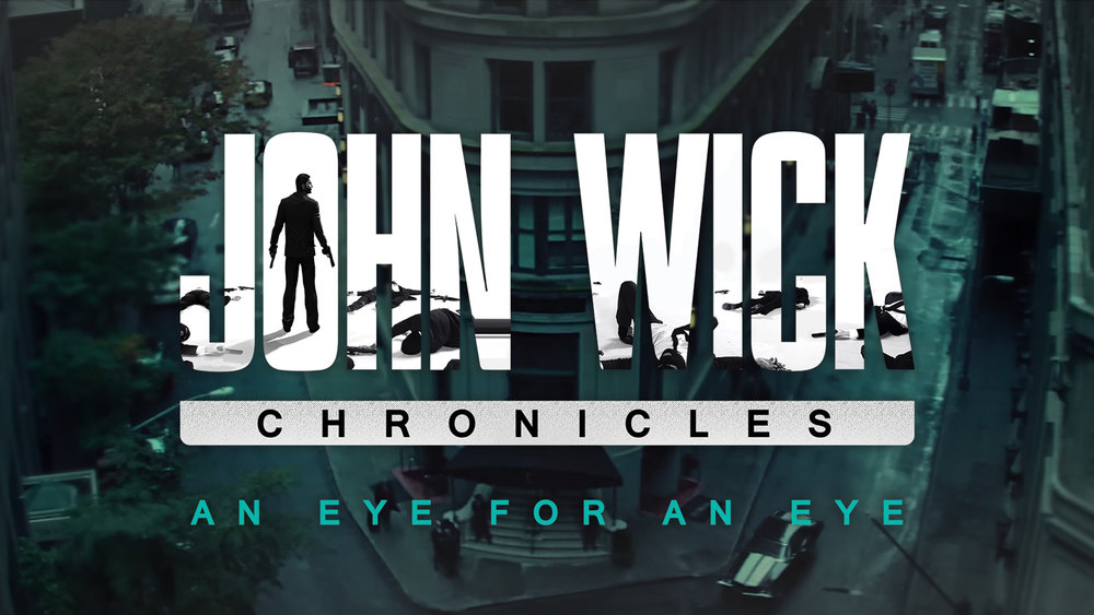John Wick: Chronicles - I worked on this VR game as an environment artist