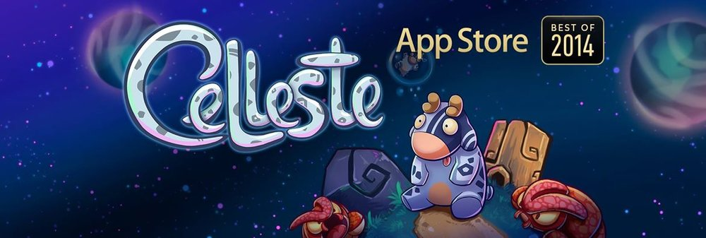 Celleste - I was hired to help polish the game for its final release.