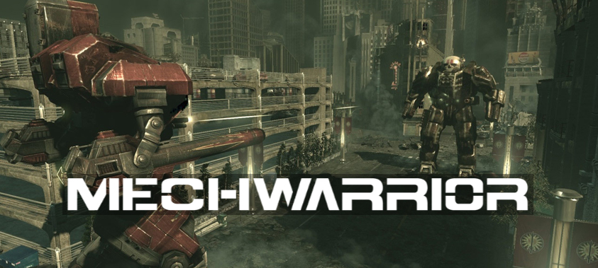 Mech Warrior - This was a 'Debut Trailer' that Piranha Games created to promote/stimulate excitement over the game.