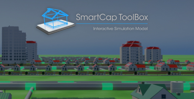 SmartCap ToolBox - I was hired to create the visuals for this project.