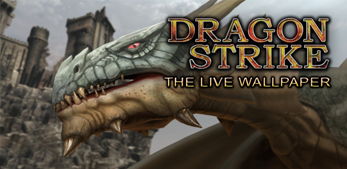 Dragon Strike - I was hired to polish up the 'Dragon Strike' live wallpaper.