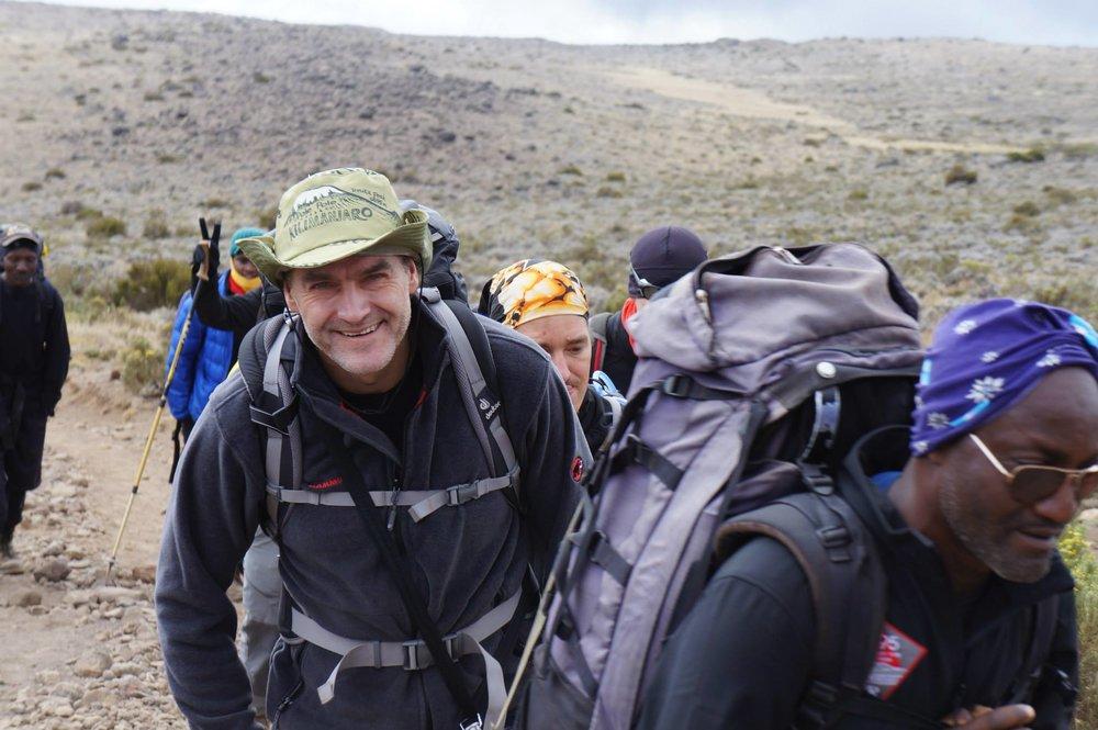 Auf zum höchsten Berg Afrikas!
