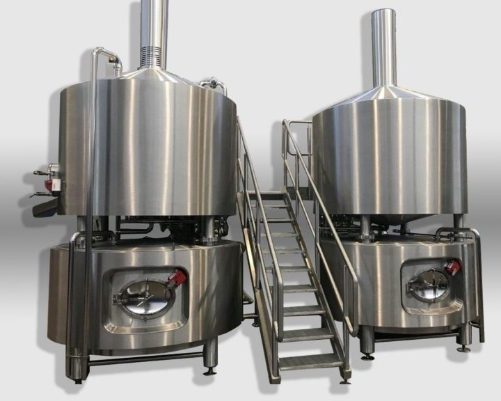 CFT Brewpub Brewery First Brew.jpg