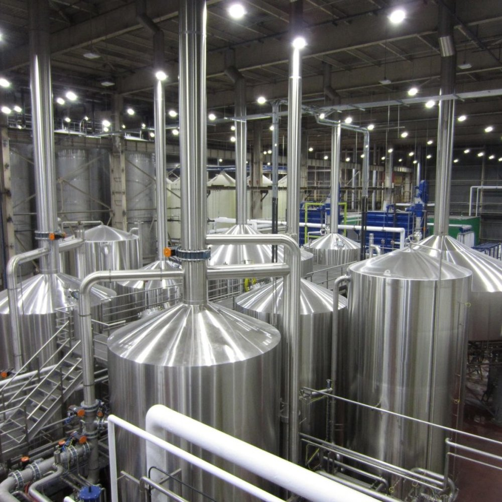 We Supply BEER AND BEVERAGE PROCESS & PACKAGING Equipment -