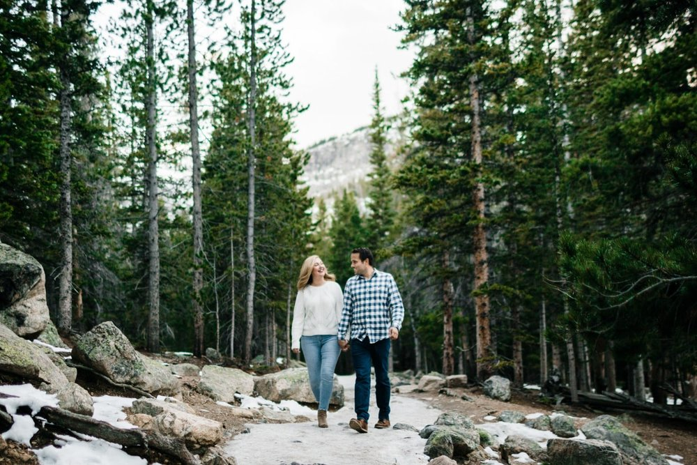 Couple Walks on Snow Through Rocky Mountain National Park.jpg