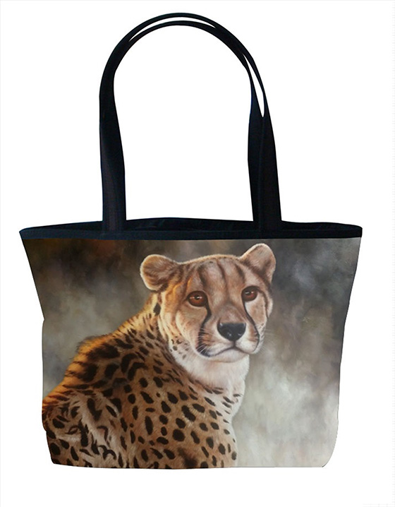 Dashing Protector Purrfect Tote © 2018 Amy Pugh | All Rights Reserved
