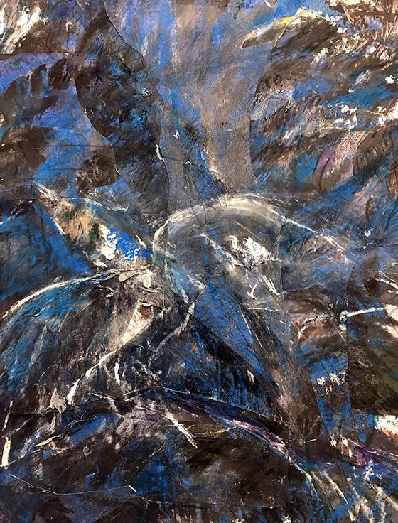 Bird in the Everglades © 2018 Harriet Silverstein | All Rights Reserved