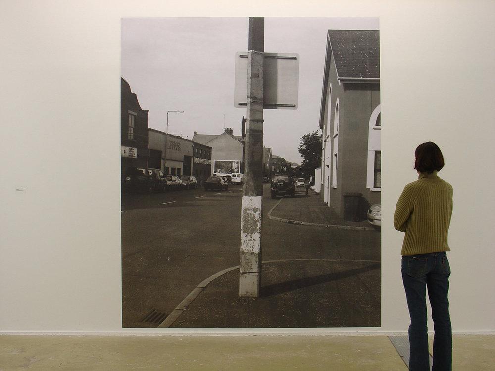 """""""Transitoires"""", centre photographique d'Ile-de-France, 2006."""