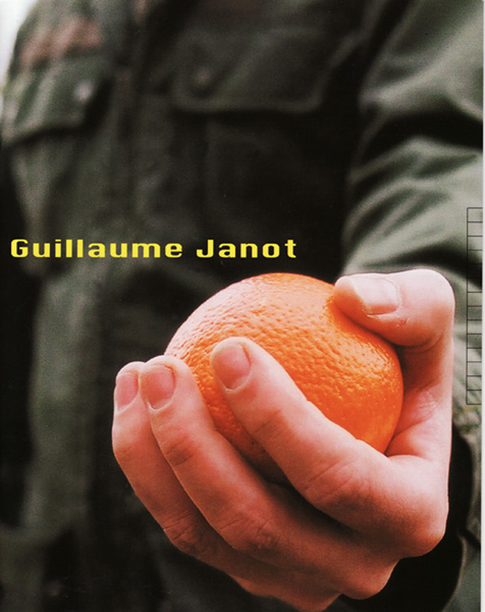 Guillaume Janot, texte de Pascal Beausse, 17 x 22 cm broché, 24 pages. Edition le Magasin/CNAC Grenoble, 2003.