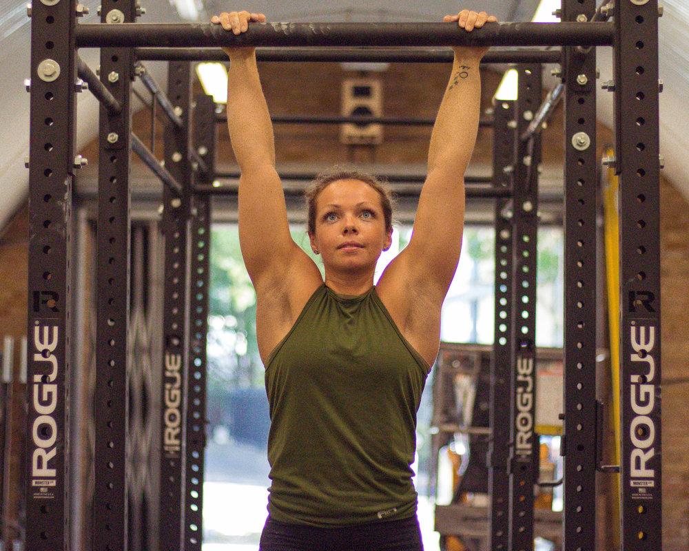 Earthly Biotics Nootropic Athlete Lesley Brown