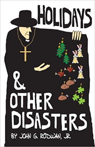 HOLIDAYS & OTHER DISASTERS - Holidays and Other Disasters considers the major U.S. holidays — Easter, Christmas, Opening Day, etc. — from an atheist's perspective. It examines explicitly religious holidays, those that have a definite if not always acknowledged religious thrust (Valentine's Day, Thanksgiving) and secular holidays that had religious elements added on (like Labor Day) by way of personal stories, usually the author's own. Where other people have especially revealing holiday stories, as is the case with Jack Johnson (the first black heavyweight champion) and the Fourth of July, novelist Salman Rushdie and Valentine's Day or labor leader Eugene V. Debs and Labor Day, Rodwan tells theirs. Of course, holidays aren't about religion alone, and Holidays and Other Disasters doesn't look narrowly at them as pageants of piety. Rather, the book considers the various issues holidays raise, including race and class, and discusses other forms of expressive activity, such as literature, music and sports, along with religion and holiday rituals.