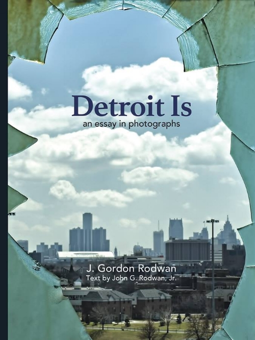 DETROIT IS - Detroit Is offers a very personal depiction of an often misrepresented and maligned place. It presents multiple, diverse, contrasting aspects of the complex city.J. Gordon Rodwan's photographs show sides of the city that many people — residents and non residents alike — often miss rather than reproducing images already widely seen. They don't ignore the dilapidated parts of the city, but they don't fetishise those elements either. Instead, Rodwan juxtaposes them with images capturing efforts to cultivate and sustain creativity and vibrancy in place where too many expect to see only relics or despair. Neither