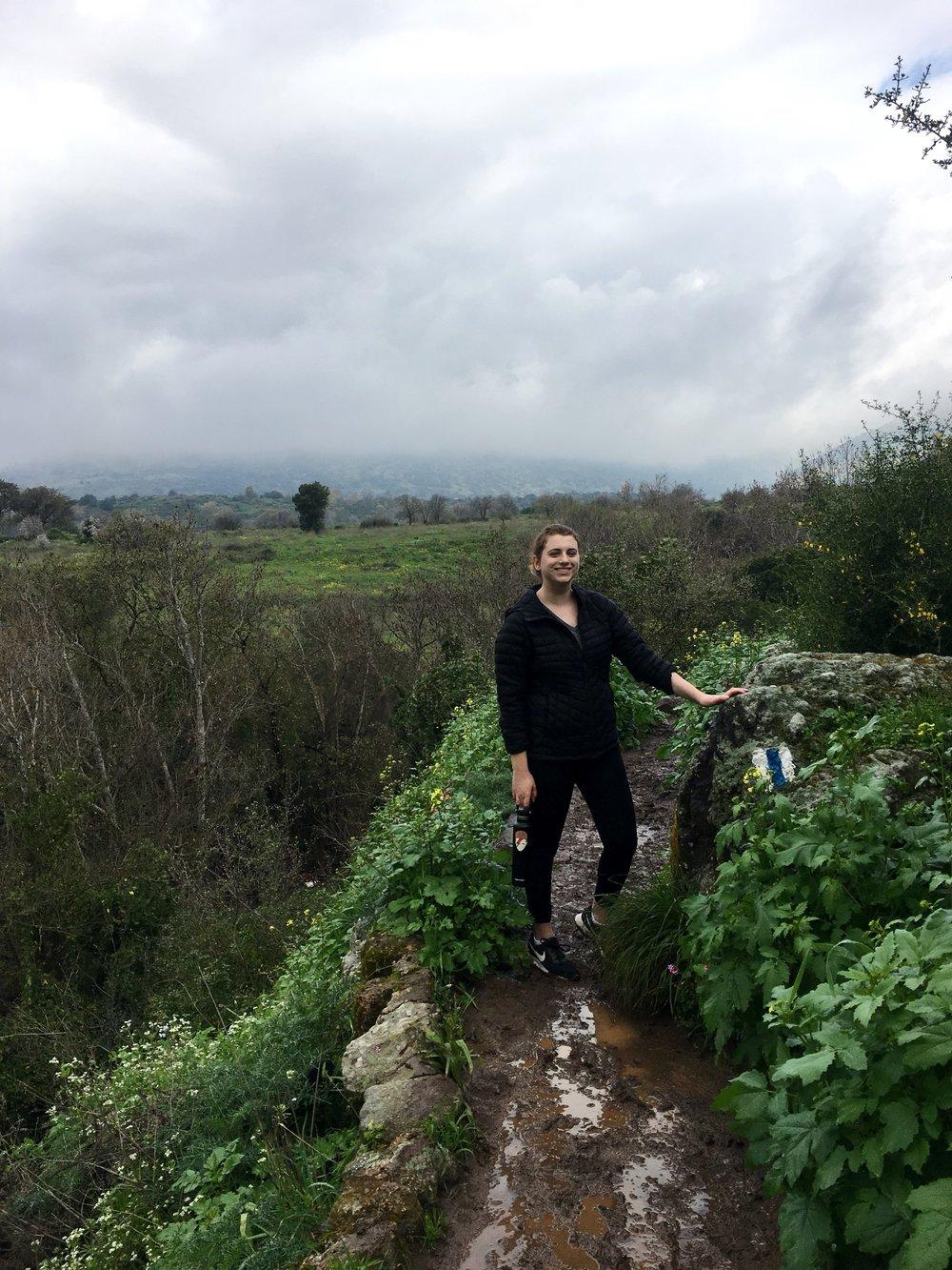 Banias Falls hike 1.JPG