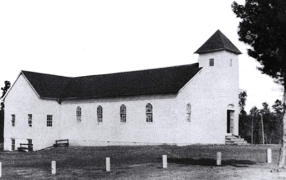 Calvary Baptist Circa 1945