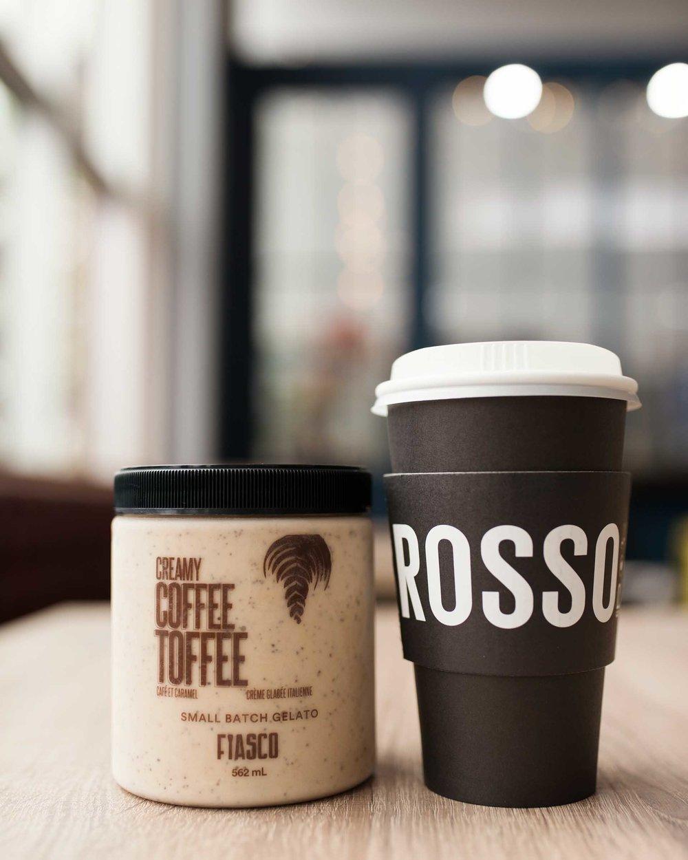 ROSSO COFFEE ROASTERS - CAFÉ ET CARAMEL