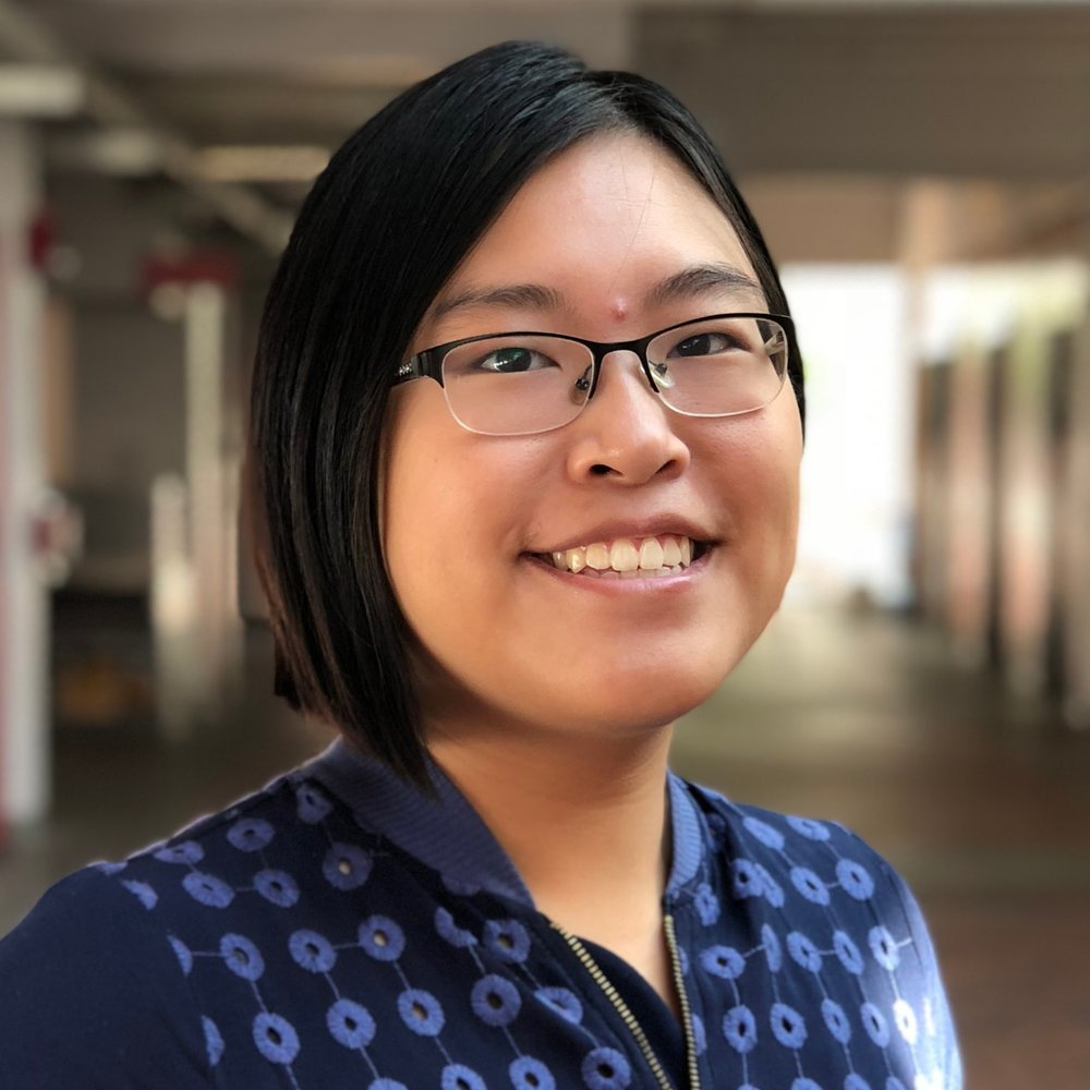 Lily Lu:  Director of Outreach