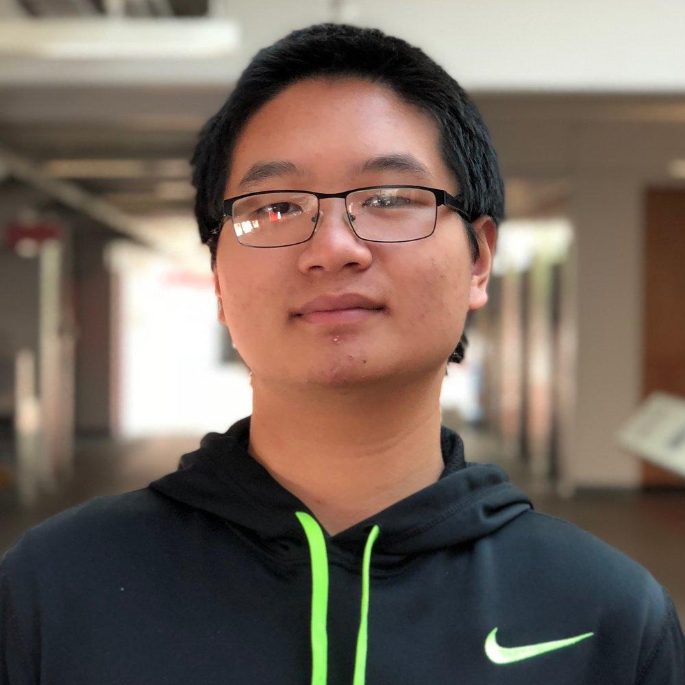 Joshua (Kai Hin) Lui:  Division B Logistics Manager