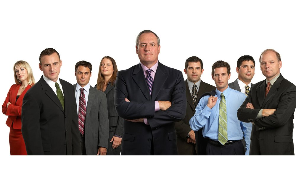 Lawyer Group Portrait