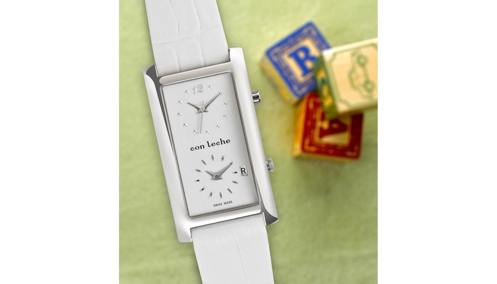 Con Letche Watch