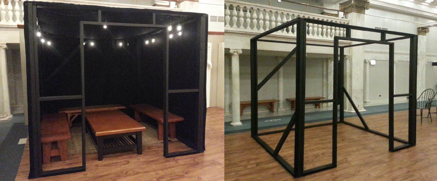 Chicago Athletic Association with Field Museum Glow In The Dark Specimen Room 2017